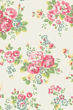 Best Ideas For Wall Paper Floral Bedroom Cath Kidston Bedroom Wallpaper Flowers, Flower Wallpaper, New Wallpaper Iphone, Trendy Wallpaper, Flower Backgrounds, Wallpaper Backgrounds, Cath Kidston Wallpaper, Floral Bedroom, Wall Paper Phone