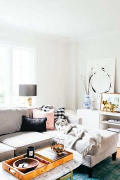 An Eclectic Home in