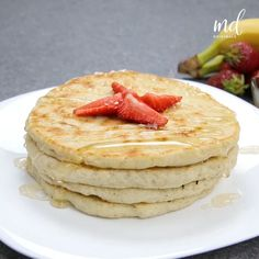 Easy Baking Recipes, Snack Recipes, Cooking Recipes, Yummy Snacks, Indian Dessert Recipes, Food Dishes, Food Videos, Food And Drink, How To Make Pancakes