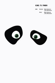 to ] Great to own a Ray-Ban sunglasses as summer gift. Panda Birthday Party, Panda Party, 10th Birthday, Minimal Movie Posters, Minimal Poster, Dreamworks Animation, Animation Film, Po Kung Fu Panda, Disney Minimalist