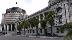 Parliament and the Beehive