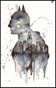 Gotham by Mira Pau