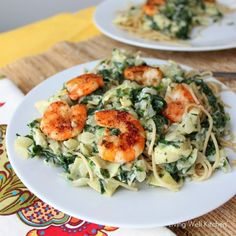 #Recipe / Shrimp Nicole | Living Well Kitchen