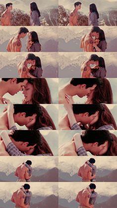Jacob and Bella, The Twilight Saga: Eclipse, 2010.