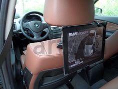 iPad 2 & iPad 3 & iPad 4 Auto-Kopfstütze Halterung iPad Zubehör, iPhone Zubehör und iPod Zubehör    Gut und Billig