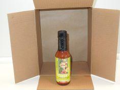 Krista's Jerk Jamaican Hot Sauce (5 oz) Glass