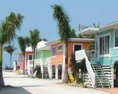 house colors Ft Myers Beach