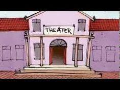 welkom in het theater - - welkom in het theater kunst – kunstige beroepen – theater Willkommen im Theater Drama Activities, Under The Sea, Theatre, Opera, Spotlights, School, Audio, Trends, Carnival
