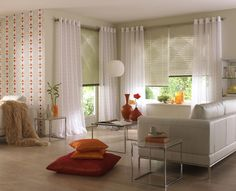 1000 images about gardinen on pinterest deko layered curtains and spain. Black Bedroom Furniture Sets. Home Design Ideas