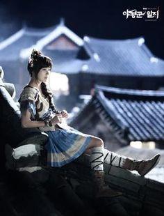 Night Watchman's Journal, nice Joseon kdrama with ghosts