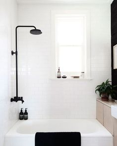 Simplicity and clean lines form the basis of the modern minimalist decor trend. Black, white, marble and industrial-inspired metals are always a winning combo when it comes to bathrooms and help to highlight the functionality of features such as tapware, sinks and shelving. We scoured Pinterest and discovered a myriad of ways of incorporating this …