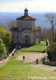 Sacro Monte di Varese.  A very special place.