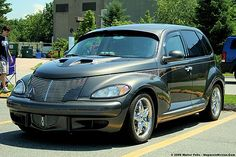 Chrysler PT Cruiser Production Will Be Discontinued on July 9. That was so sad!