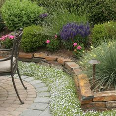 Patio Ground Cover Ideas creative juices decor ideas on landscaping with gravelrocks as a ground cover Ground Cover Landscape Front Yard Design Ideas Pictures Remodel And Decor
