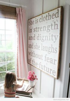 Every girl should have this in her room girl room quotes