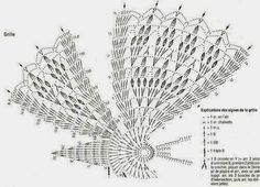 Graph for Papillion window ornament. Crochet Butterfly, Butterfly Pattern, Butterfly Flowers, Crochet Flowers, Butterflies, Crochet Angels, Irish Crochet, Filet Crochet, Thread Crochet