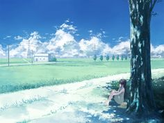 Anime Scenery Wallpaper Hd Background 9 HD Wallpapers