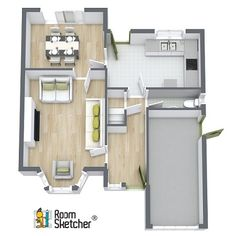 Top Time-Saving Tip For Estate Agents- Let RoomSketcher create your Floor Plans for you. Try our Ready-Made Floor Plans service today- it's fast, easy & affordable! www.roomsketcher.com/floorplans-en001/ #realestate #estateagents #propertynews