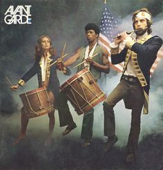 Avant Garde #7  Cover: Carl Fischer  Art director: Herb Lubalin