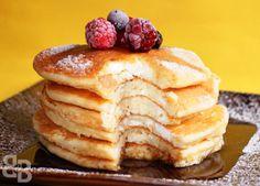 Bill Granger's Ricotta Hotcakes | Bread et Butter