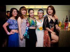 Girls nightlife laos Luang Prabang
