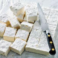 Martha Collinson's Coconut marshmallows