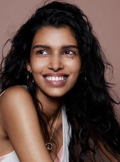 Pooja Mor & Bhumika Arora in Teen Vogue March 2016 by Daniel Jackson Teen Vogue, Bhumika Arora, Pooja Mor, Asian Short Hair, Daniel Jackson, Bite Beauty, Beauty Pie, Beautiful People, Portraits