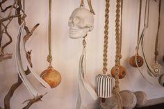 Lauren Wolf Jewelry, her studio is in Oakland California.