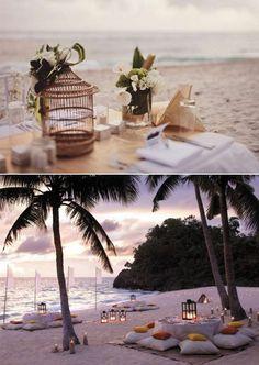 Un lugar romántico y especial para que nuestros invitados disfruten