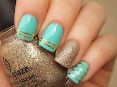 tiras uñas