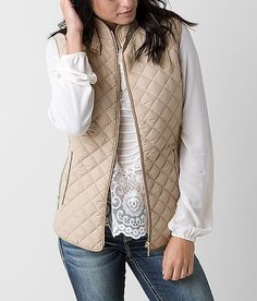 Ashley Quilted Vest - Women's Vests | Buckle