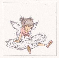 Annabel Spenceley - Ballet Girl 1