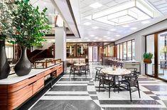 Hotel Lutetia - Parigi bar - Google Search Floor Patterns, Patio, Flooring, Bar, Google Search, Outdoor Decor, Home Decor, Decoration Home, Room Decor