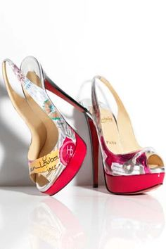 bd7b2ececd14 Christian Loboutin for Holt Renfrew 175th Anniversary in Style Celebration   CL  Louboutins  Shoes