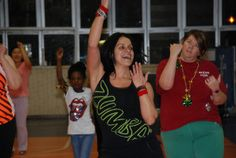 Zumba! Low-Impact exercise for beginners! try it! See our list of other low-impact exercises.