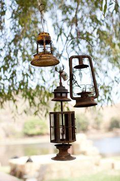 Start collecting old lanterns now. Old Lanterns, Vintage Lanterns, Hanging Lanterns, Vintage Decor, Rustic Lanterns, Metal Lanterns, Lanterns Decor, Vintage Theme, Rustic Decor