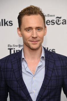 Tom Hiddleston attends TimesTalks Presents: 'The Night Manager', New York 11.4.2016 From http://tw.weibo.com/torilla/3963360842401361