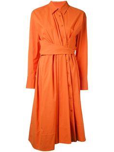 EMILIO PUCCI Kleid Mit Drapierten Akzenten. #emiliopucci #cloth #akzenten