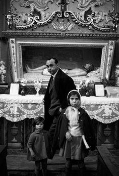Ferdinando Scianna, Sciascia, Racalmuto, 1964