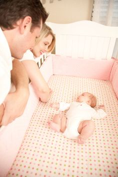 7 Ways to reduce the Risk of SIDS. One of the reasons we always have a fan running in her room.