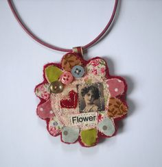 Collage Pendant | Flickr - Photo Sharing!