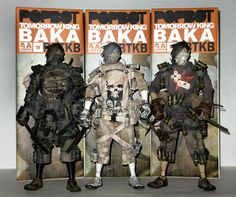INTERBAKA 3a | ... Discussion Boards • View topic - Ashley Wood- 3A/3AA Thread