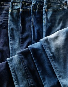 The best jeans ever. Launching soon on Lands' End