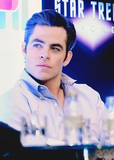 chris pine needs to stop being perfection #startrekbeyond #july2k16
