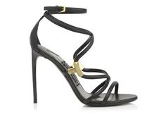 T STRAPPY SANDAL | Shop Tom Ford Online Store (=)