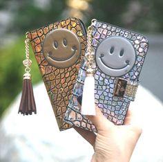 5802c29111 【楽天市場】にっこり笑うニコちゃんスマイルとゴージャスな質感の手帳型ケース! カバー スマホ スマートフォン プレゼント iPhone6  iPhone6sダイアリー カード ...