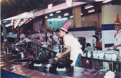 Thailand-Thai-bangkok- Seafood Market In a restaurant