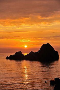 Shakotan Peninsula #japan #hokkaido