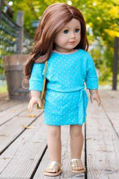 Sew a Dolman Dress - Doll It Up