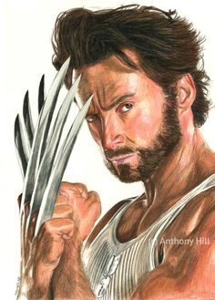 Wolverine by Wanted75 on DeviantArt